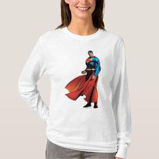 Avant de regards de Superman T-shirt
