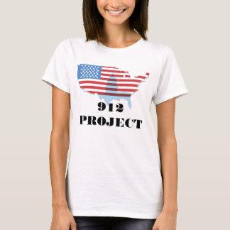 Avant-nous le T-shirt de projet des personnes-De