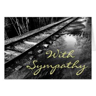 Avec la carte de sympathie