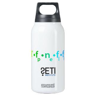 avec le logo de SETI Bouteilles Isotherme