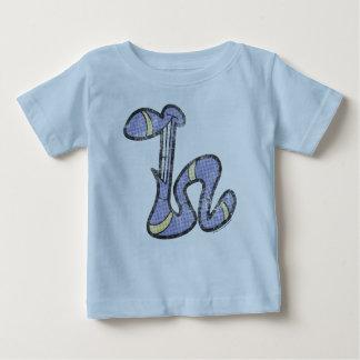 Aveline la chemise de bébé de ver t-shirt pour bébé