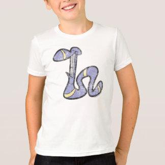 Aveline la chemise de l'enfant de ver t-shirt