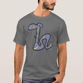 Aveline la chemise des hommes de ver t-shirt