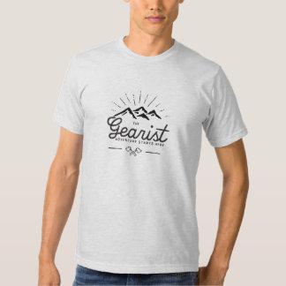 Aventure de cru de Gearist T-shirts
