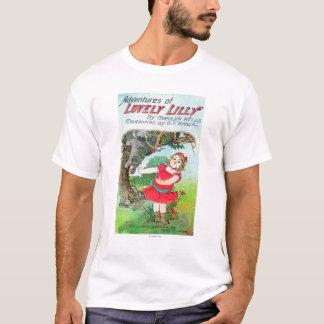 Aventures de beau Lilly par des puits et Kaber T-shirt