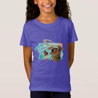 Aventures de Moana | en Océanie T-Shirt
