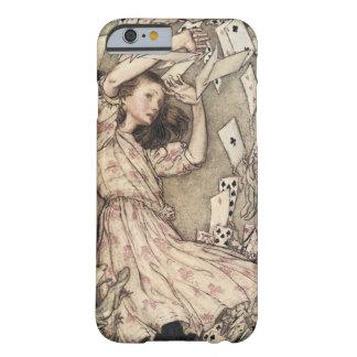 Aventures vintages d'Alices au pays des merveilles Coque Barely There iPhone 6