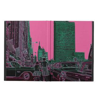 Avenue de achat Chicago 1961 du Michigan de fille Étui iPad Air