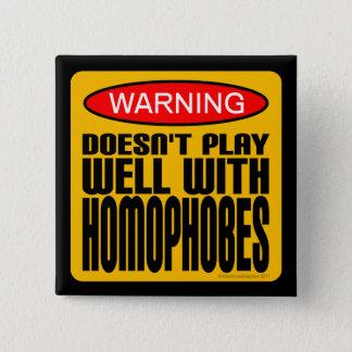 Avertissement : Ne joue pas bien avec des Pin's