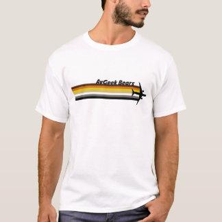 AvGeek soutient audacieux T-shirt