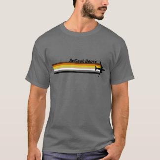 AvGeek soutient BT audacieux T-shirt
