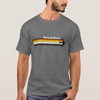 AvGeek soutient le POIDS audacieux T-shirt