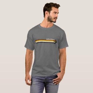 AvGeek soutient le POIDS mince T-shirt