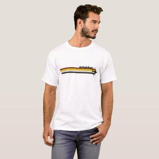 AvGeek soutient légèrement T-shirt
