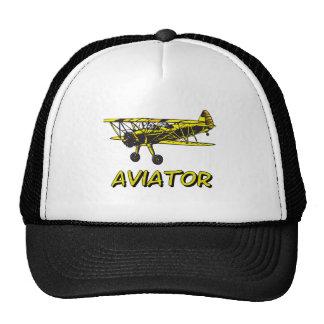 aviateur casquette