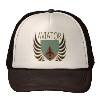 Aviateur Casquettes