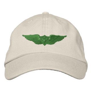 Aviateur d'armée casquette brodée