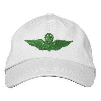 Aviateur principal d'armée casquettes brodées