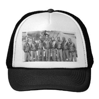 Aviateurs de Tuskegee, groupe de queues rouge Casquettes De Camionneur