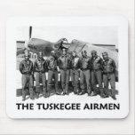 Aviateurs de Tuskegee Tapis De Souris