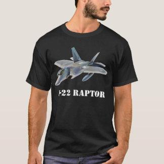 Avion de chasse de F-22 Raptor T-shirt