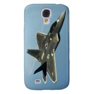 Avion de chasse F-22 Coque Galaxy S4