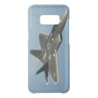 Avion de chasse F-22 Coque Get Uncommon Samsung Galaxy S8