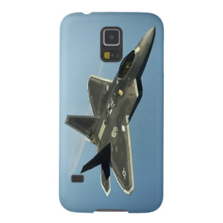 Avion de chasse F-22 Protections Galaxy S5