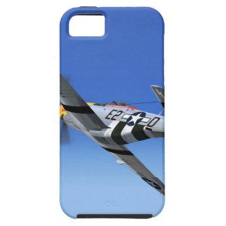 Avion de combat de mustang du 2ÈME GUERRE MONDIALE iPhone 5 Case