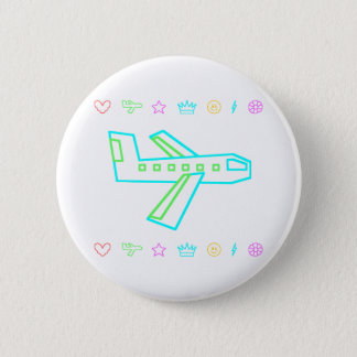 Avion de Zooper Badges
