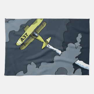 avion linge de cuisine