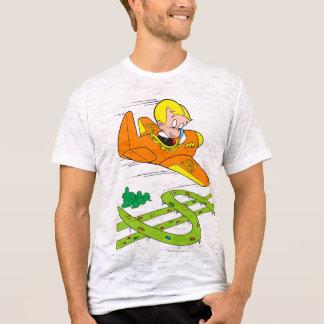 Avion riche de vol de Richie - couleur T-shirt