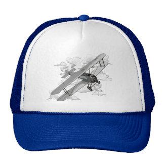 Avion vintage casquettes