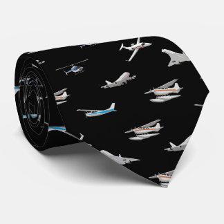 Avions d'avions cravates