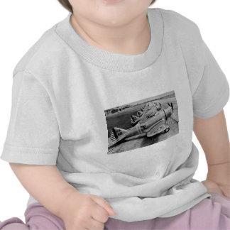 Avions de combat vintages de 2ÈME GUERRE MONDIALE  T-shirts