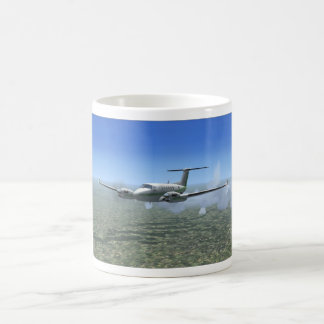 Avions de turbopropulseur de Roi-Air Mug