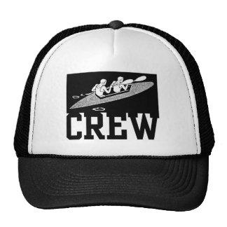 Aviron d'équipage casquette de camionneur