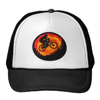 Avis d'âmes de vélo casquette