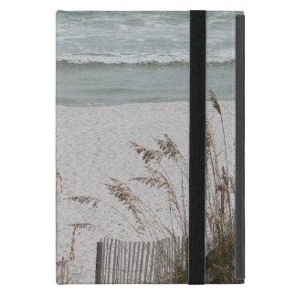 Avoine de mer le long du côté de plage coque iPad mini