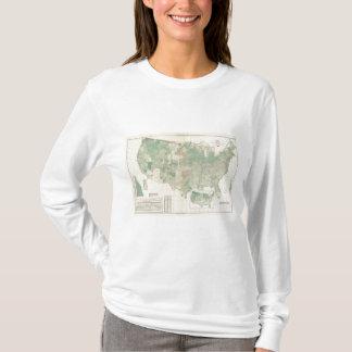 Avoine par acre semée t-shirt