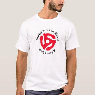 Axe du rouge 45 de T-shirt d'IinM