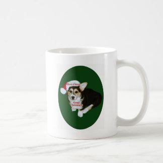 Ayez très Noël Gimli de corgi Mug