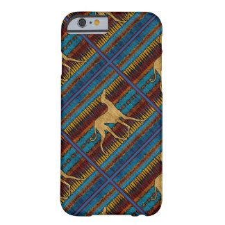 Azawakhs en fête ! coque barely there iPhone 6