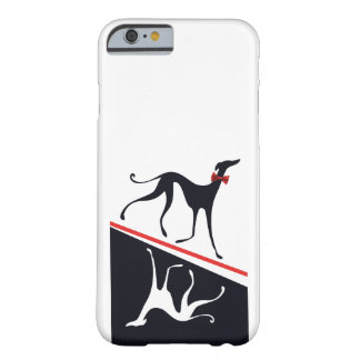 Azawakhs en fête ! coque iPhone 6 barely there