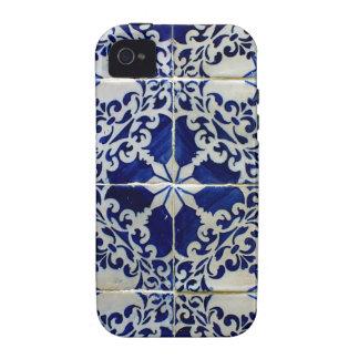 Azulejos, Portuguese Tiles Étui Vibe iPhone 4