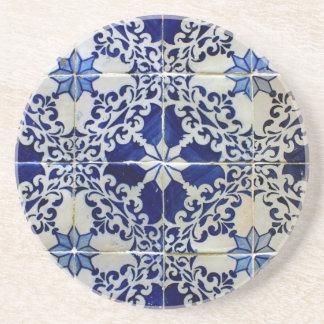 Azulejos, Portuguese Tiles Dessous De Verre