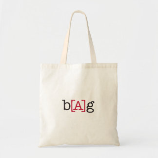b [A] g Tote Bag