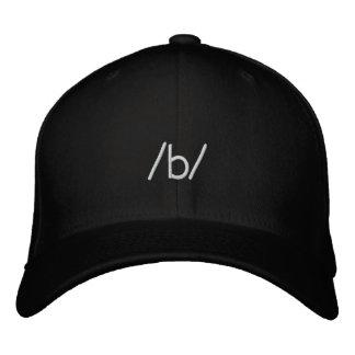 /b/ anonyme casquette brodée
