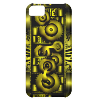 B&G Floral Steam Punk Iphone 5 Case-Mate Case