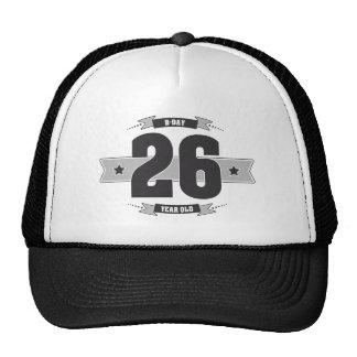 B-jour 26 (Dark&Lightgrey) Casquette De Camionneur